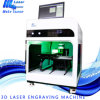 3D laser Engraving Machine con Ce Approved