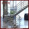 商業内部の木製のステアケース(DMS-4042)