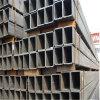 Pipa de acero galvanizada de la INMERSIÓN caliente de ASTM A53/tubo cuadrado de Galvanzied