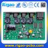 Asamblea impresa de la tarjeta de componentes electrónicos