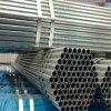 Tubo de acero soldado carbón inoxidable del andamio de ERW para la construcción