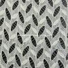 Tessuto del merletto del cotone per il materiale del vestito
