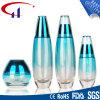 Botella de cristal popular de la loción de los cosméticos del color verde (CHR8094)