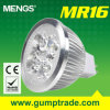 Mengs® MR16 4W LED Spotlight met Ce RoHS SMD, 2 Warranty van Years (110180002)