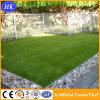 Hierba artificial natural de la alfombra sintetizada barata del césped que ajardina