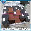 Pavimentazione di gomma di sicurezza di gomma delle mattonelle riciclata campo da giuoco