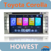 TyotaのCorolla (HWS8003)のためのDVDプレイヤー