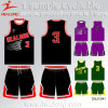 Basket-ball Jersey de sublimation de mode de vêtements de sport de Healong