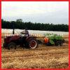 Machine à enfourcher tracteur carré, Presse à hayoir carrée