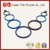 O-ring van het Silicone van de Rang van het Voedsel van DIN de Standaard Rubber