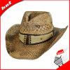 Sombrero de paja del sombrero de Sun del sombrero de vaquero