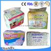 Pañales disponibles del bebé del algodón del mercado de Ghana