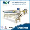 Imprensa de filtro automática da membrana do PE da eficiência elevada