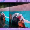 Fábrica interna da placa de painel da visualização óptica P6 do diodo emissor de luz para anunciar