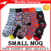 2017 Mann-Baumwollbeiläufiges Kleid-Zoll-Socke