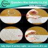 Papel absorvente com seiva para o fabricante do guardanapo de Santiary