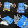 Plastiktasche mit Reißverschluss-Verschluss