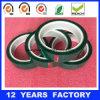 高品質の熱絶縁体の粘着テープペット高温緑ポリエステルシリコーンの粘着テープ、