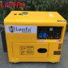 8kVA молчком тепловозный генератор, малый портативный тепловозный генератор, тип генератор пользы дома молчком дизеля