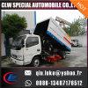 Camion chaud de balayeuse de route de Dongfeng Duolika de vente