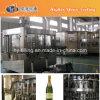 Machine de remplissage de Champagne de bouteille en verre