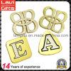 Kundenspezifisches Alphabet bezeichnet Firmenzeichen-Metallrevers-Stifte mit Buchstaben