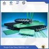 Plástico modificado para requisitos particulares del CNC que trabaja a máquina las piezas de Uhwmpe