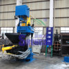 Automatische Aluminiumlegierung bricht Brikett-Maschine ab
