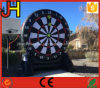 Раздувная игра дротика футбола, Dartboard футбола велкроего для сбывания