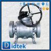 Шариковый клапан Trunnion фланца Rtj давления Didtek Class1500 высокий с коробкой передач