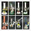 Qualitäts-färbt unbesonnener Becher-Trinkwasserbrunnen Matrix Handcrafted Amerika rauchendes Wasser-Glasrohr