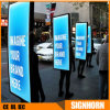 Panneau-réclame à piles mince humain d'élection de signe de modèle neuf de la Chine