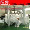Secador de vibração contínuo da base fluida para a secagem de sal