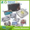 Промотирование несколько частей пакует тару для хранения алюминиевой фольги