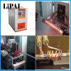 Máquina de aquecimento da indução da freqüência Ultrahigh para o aquecimento inoxidável da tubulação de aço
