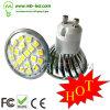 GU10 CE de projecteur du Tri-Morceau 5050 SMD LED LED et liste en aluminium lumineux superbes de Rosh