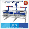 Em-Lt2 Dental Workstation/Dental Workbench pour Double