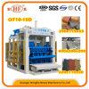 Qt10-15D konkreter Ziegelstein-Produktionszweig