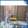 機械か自動レンダリングの壁プラスター機械を塗ること