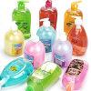 Shampooing, douche corporelle, savon à main