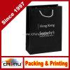 Bolso de compras de papel modificado para requisitos particulares profesional para empaquetar (3236)