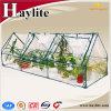 Uso per la serra galvanizzata UV-4 agricola del blocco per grafici del tubo d'acciaio del PE