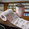 Fornecedor da venda por atacado do tecido de toalete da novidade de China
