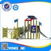 Apparatuur van de Speelplaats van de Jonge geitjes van de Reeks van het hout de Openlucht voor Pret