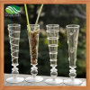 New popular Designer Glass Vase para Home Decoration (EB-B-4592)