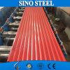 Azulejos de material para techos acanalados de capa de Fh Az120 Aluzinc de la calidad