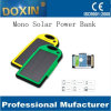6000mAh Smart Monocrystalline Solar Panel Polymer Battery Powerバンク