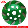 Swirl Cup Grinding Wheels with 9 Segments