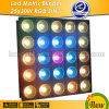 25 X 30W RGB 3in1 LED Blinder Stage Equipment LED Martix Light