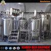 CE/ISO/UL Bescheinigungs-Bier-Hauptbrauenbier-Maschinerie-Gerät